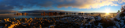 Mono Lake HDR panorama